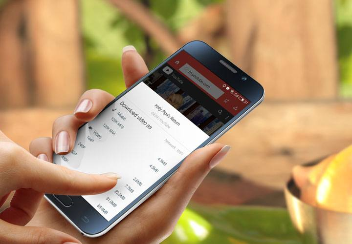 telecharger snaptube pour android